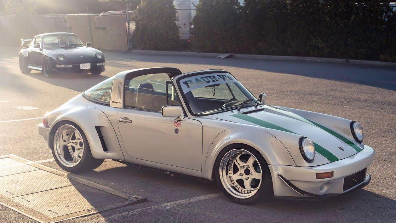 Rwb Porsche 911 Quot White Walker Quot Untamed And Set Free Youtube