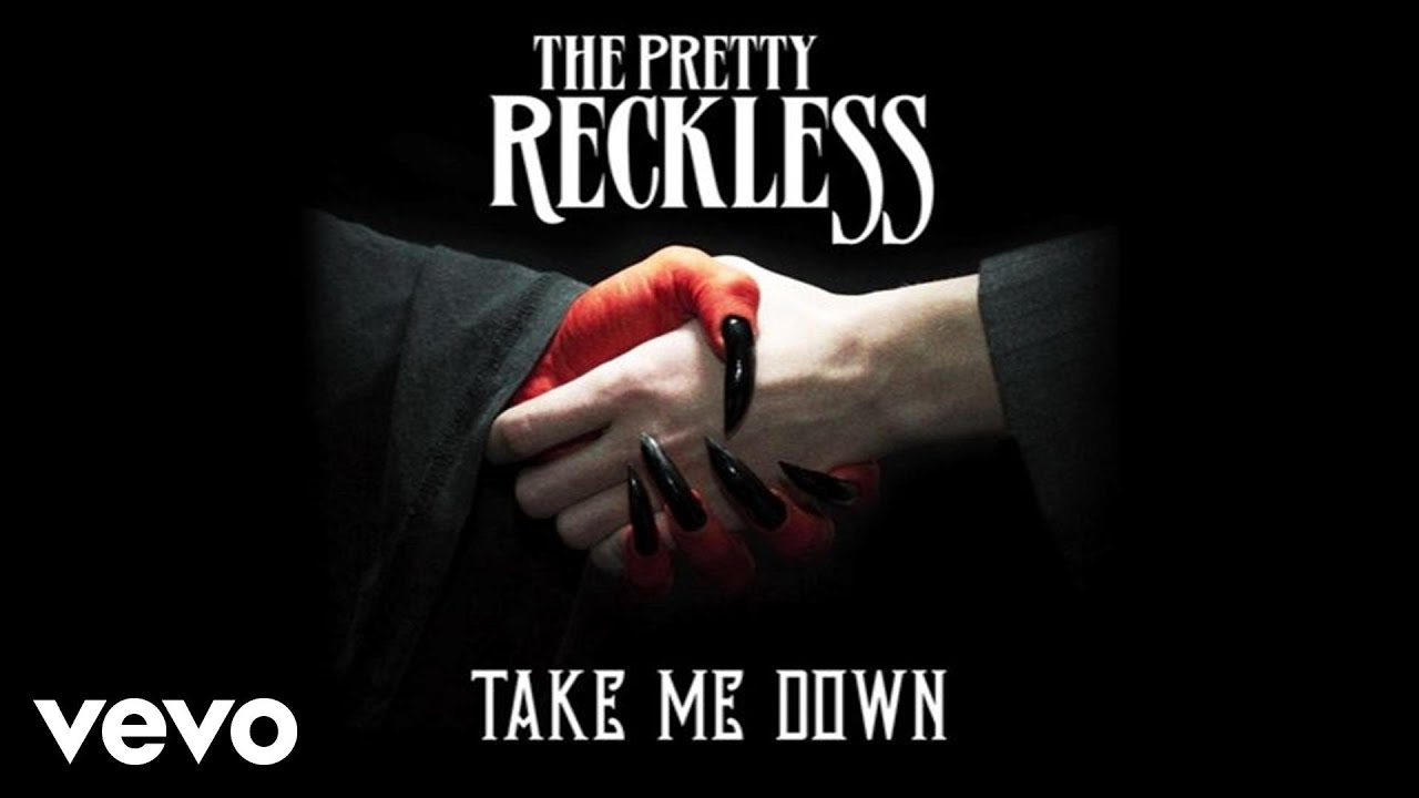 God Live Wallpaper Hd The Pretty Reckless Take Me Down Audio Youtube