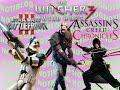 NOTIBLOG las bromas en los juegos, assassin creed chronicles, star wars battlefront 3 y demas