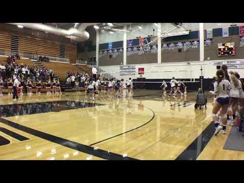 Rielee Gourde: Kelso High School Volleyball Libero 2019