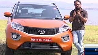 Tata Nexon AMT Review In Hindi | Auto India