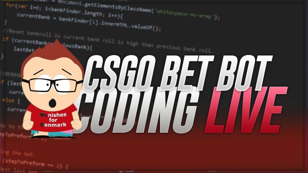 csgo betting bot