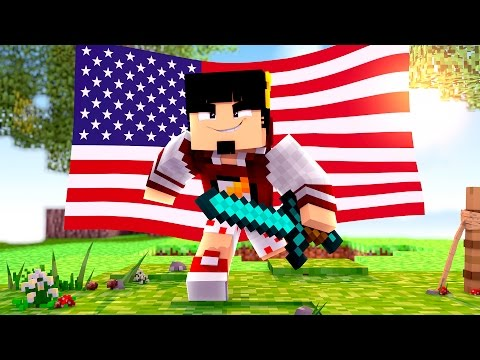 Minecraft: BED WARS NOS ESTADOS UNIDOS ‹ AMENIC ›