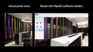 Store Design, Klee 3d Software Solution