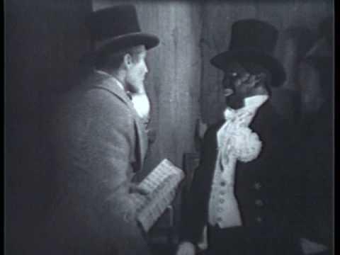 Blackface Minstrel Show from Harmony Lane (1935)