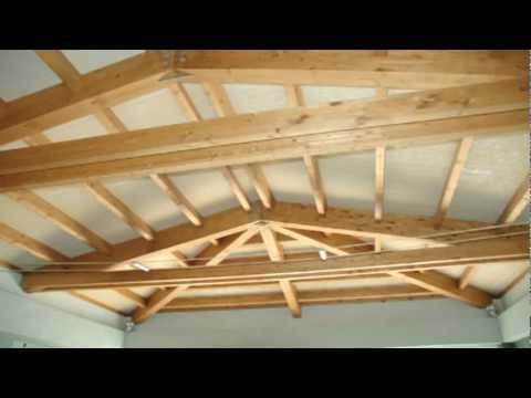 Marchetti - le costruzioni in legno - YouTube