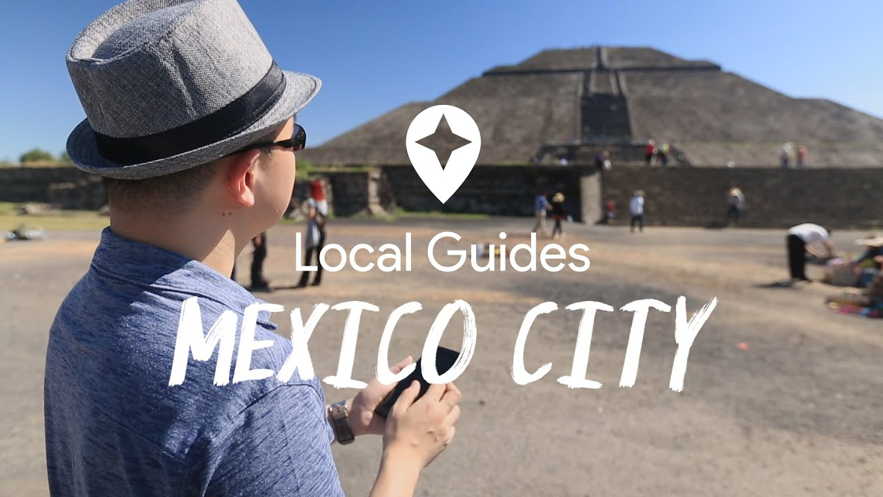 how to travel mexico city