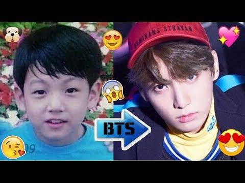 BTS Members Evolution (Pre-Debut - 2017)