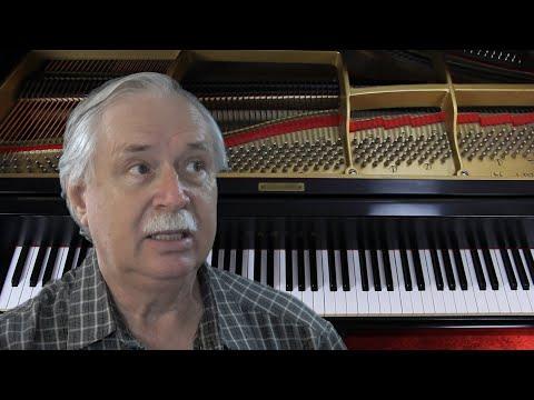Bastien Older Beginner Piano Course Level 2, Page 7, German Folk Song