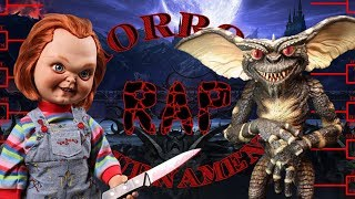 Chucky vs Gremlins. Horror Rap Tournament. 1/8 финала. 3 из 16