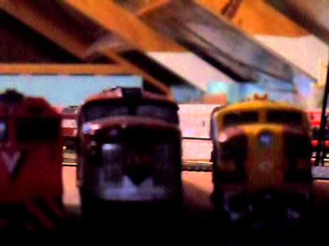 Model Trains – Loco Depot Expirement