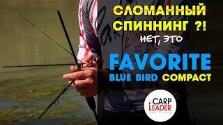 Favorite Blue Bird Compact, обзор КарпЛидер Какой спиннинг взять с ...