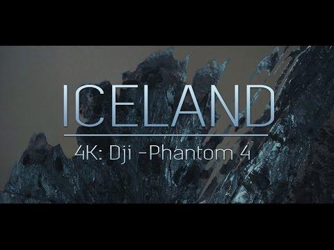4k Epic: Iceland Colors - Phantom 4