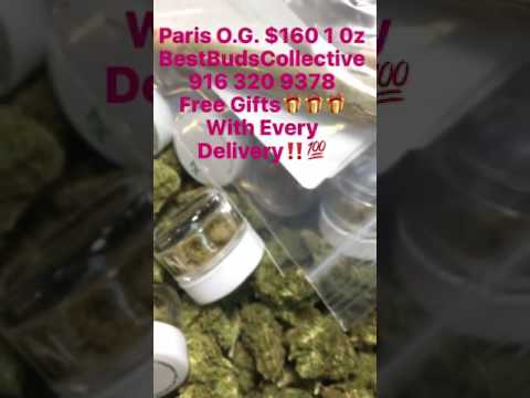 Best Buds Collective - 916 320 3978 Sacramento's Premium Delivery Service