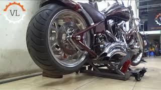 Kích nâng moto pkl