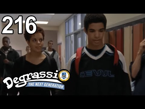 Degrassi 216 - The Next Generation | Season 02 Episode 16 | Message in a Bottle