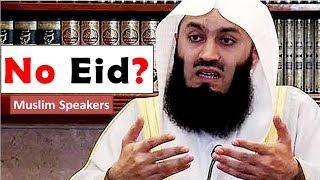 Celebrate Eid or Mourn Death? - Mufti Menk