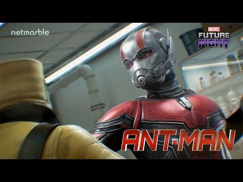 [MARVEL Future Fight] Ant-Man and the Wasp Update!