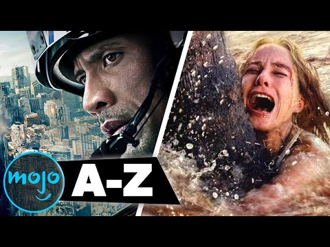 The Best Disaster Movies of All Time from A to Z