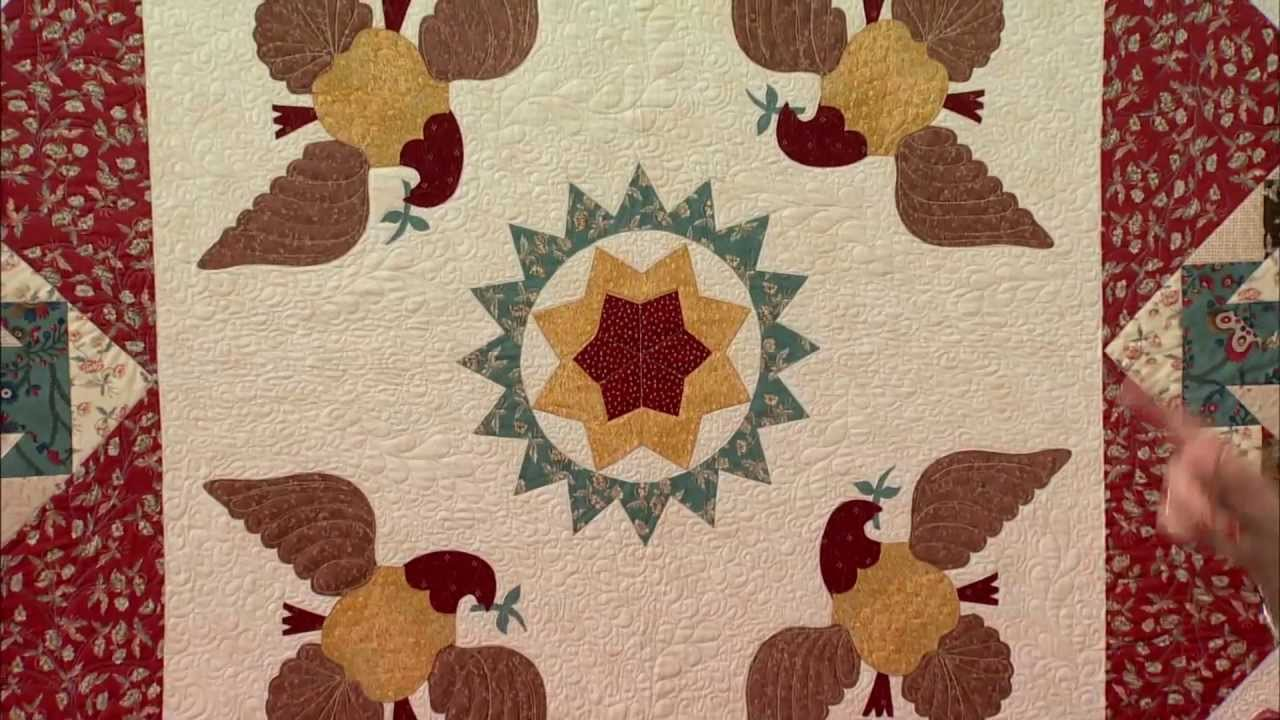 Tales of First Ladies - Lady of the White House 3301 - YouTube : first ladies quilt - Adamdwight.com