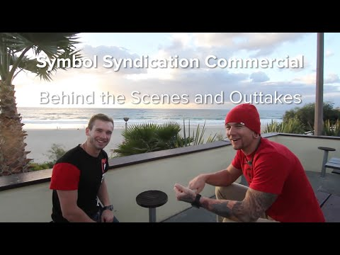 Symbol Syndication Commercial - Behind the Scenes