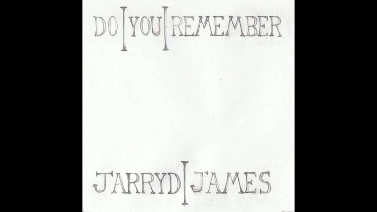 jarryd james do you remember evolution