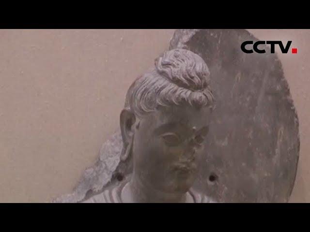[多彩亚洲] 亚洲文明展 造像艺术体现丝路文化交融 | CCTV