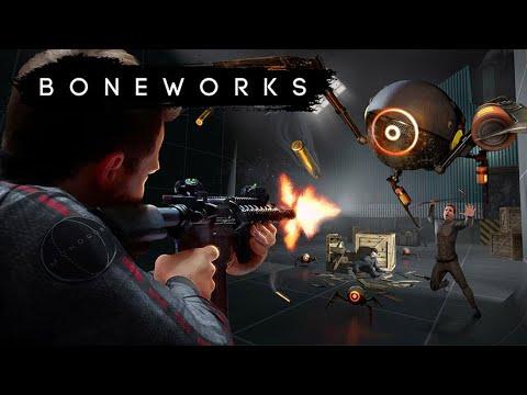 Boneworks - Bande Annonce de lancement