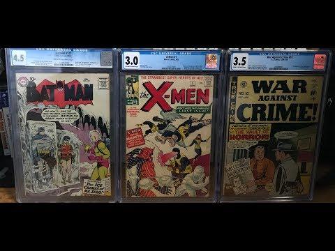 CGC Key Comic Collection, part 5