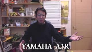 ヤマハ エレアコ yamaha a3r レビュー