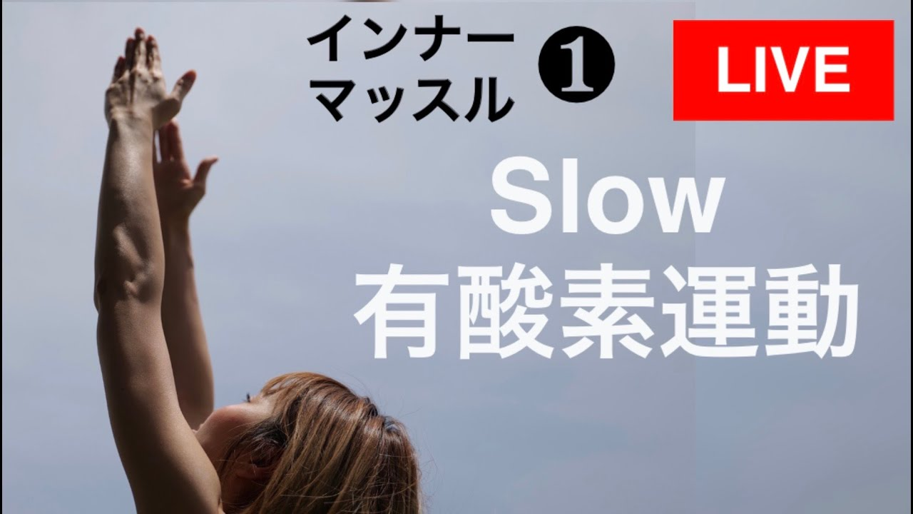 【今日からはじめる!!】インナーマッスルを使って歩き方(有酸素運動)をよくする|ストレッチルーム|134