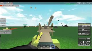ROBLOX Muffin Kombat: M249 review