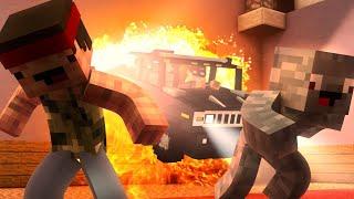 Minecraft WHO'S YOUR DADDY? - ICH CRASH DAS AUTO!! - mit Rewinside & Alphastein