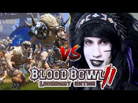 Norse vs Dark Elves | SPANDEX LORDS MEETS HOT TOPIC - Blood Bowl 2