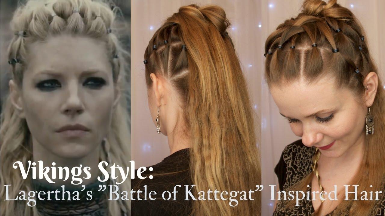 Vikings Lagertha Hair