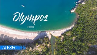 OLYMPOS Trip | Travel Video | AIESEC experience , Discover Antalya, Turkey