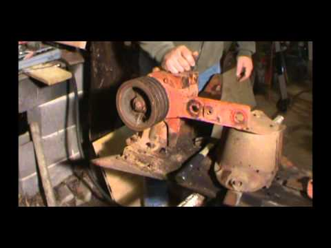 Kuhn Mower Rebuild Part 2 Gearbox Removal Youtube