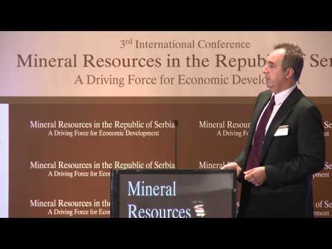 Serbia's mining deposits and new projects - Slobodan Mijailovic
