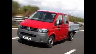 Volkswagen Transporter Pritsche - Фольксваген Транспортер Платформа.(, 2013-04-30T07:00:35.000Z)