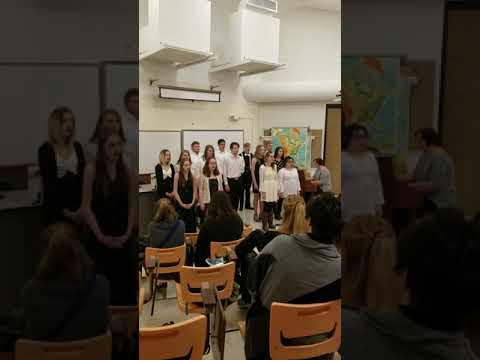 Bennington High School Choir