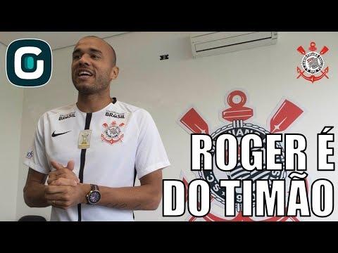 Roger, novo #9 do Corinthians- Gazeta Esportiva (20/04/18)