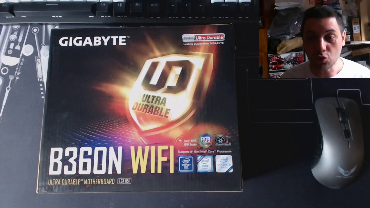 Gigabyte b360 hackintosh
