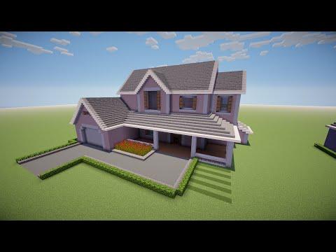 Minecraft Como Fazer uma Casa
