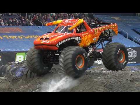 Winnipeg, Canada Highlights   Monster Jam 2020