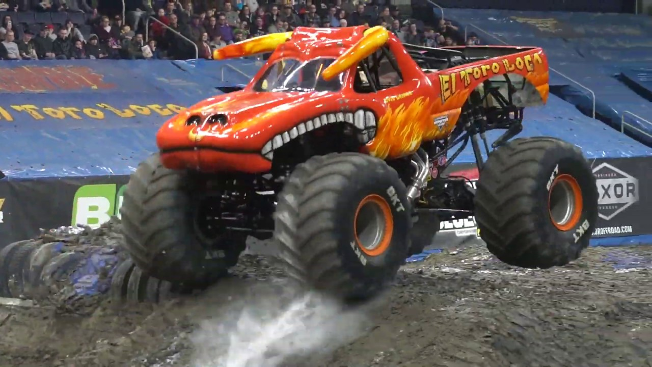 Winnipeg Canada Highlights Monster Jam 2020 Youtube