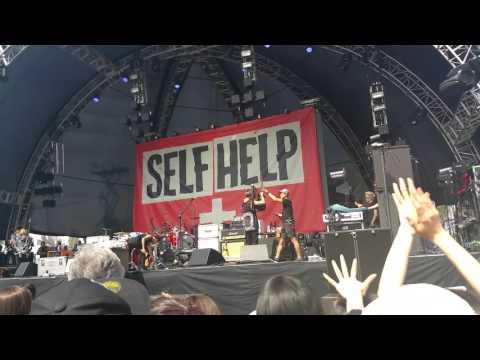 ONE OK ROCK LIVE at Self Help Fest 2016