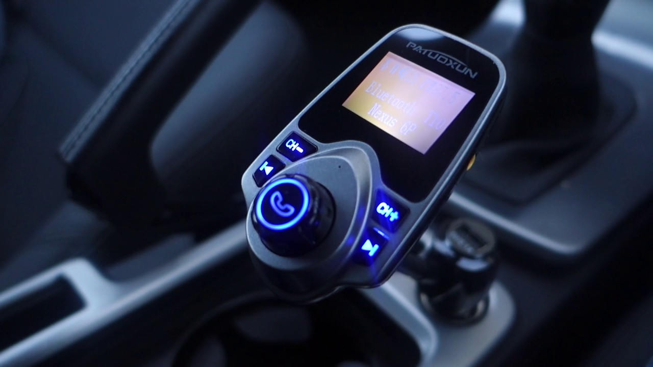 The T10 Bluetooth Car FM Transmitter - A Quality Solution