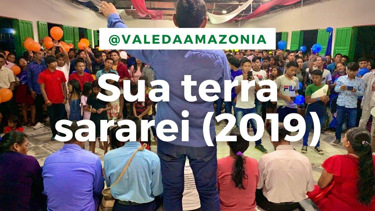 Sua terra sararei | Um documentário Vale da Amazônia (2019)