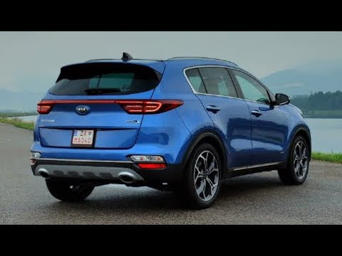 2019 Kia Sportage Facelift Interior Exterior And Drive