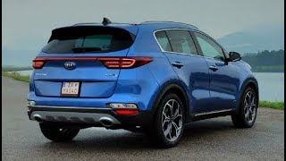 2019 Kia Sportage facelift - Interior, Exterior and Drive